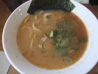 「鯛だしらーめん(680円)」@炙り鯛だしらーめん・つけ麺 サクラの写真
