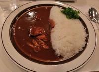 「チキンカレー \400」@カレー専門店 クラウンエース 上野店の写真