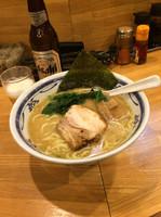 「らーめん650円」@麺座風水の写真