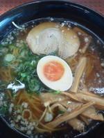 「醤油ラーメン\680」@浜楽の写真