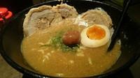 「鶏×魚和風ラーメン」@大杉製麺の写真