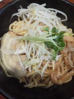 「油そば(大盛り同料金)\650」@麺屋 天王 二号店の写真