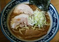 「中華そば 750円」@中華そば つけ麺 村岡屋の写真