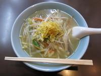 「長崎チャンポン:720円」@中華料理 桃園の写真