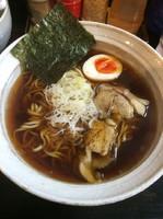 「ラーメン700円」@麺亭 成田屋の写真