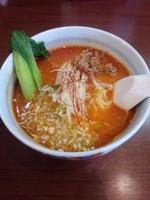 「情熱タンタン麺」@情熱タンタン麺 あっぱれ家の写真