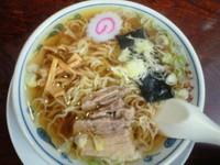 「ラーメン 470円」@まるた食堂の写真