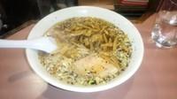 「志那竹ワンタン麺」@名物屋の写真