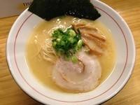 「龍麺+替え玉」@龍麺の写真