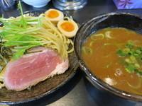 「つけ麺800円+味玉100円」@麺処 れん屋の写真