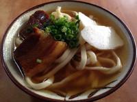 「そば(小)」@きしもと食堂の写真