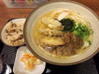 「ランチセット弍700円」@博多うどん よかよか 有楽町店の写真