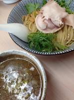「煮干しつけ麺(濃い目)」@中華そば よしかわの写真
