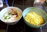 「塩つけ麺 @800円」@麺 風来堂の写真