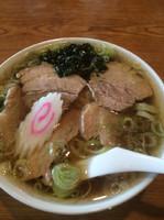 「チャーシュー麺」@ラーメン にしむらの写真