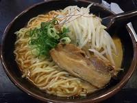 「ハバネロ (大盛り)」@拉麺福徳 永山店の写真