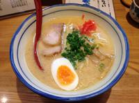 「とりとん醤油ラーメン (720円)」@つけ麺 ががちゃい 中山店の写真