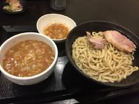 「極・どろつけ麺 中¥850+ビール¥350」@つけ麺 どでんの写真