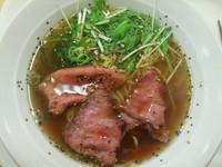 「ロービー麺 583円」@ポッポ 福島店の写真