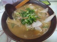 「特製味噌ラーメン650円」@ラーメン藤 大手筋店の写真