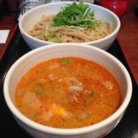 「つけめんゴマ(¥770)」@中華麺酒家 彩華の写真