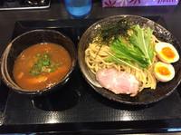 「つけ麺+味玉」@麺処 れん屋の写真