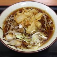 「かき揚げ(¥290)」@亀島の写真