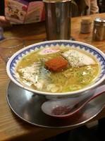 「からみそ 870円 赤湯辛みそらーめん」@龍上海 新横浜ラーメン博物館店の写真