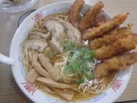 「シャコラーメン(900円)、シャコ丼(800円)」@シャコ丼の店の写真