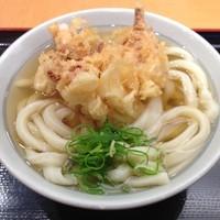 「げそ天(¥430)」@かのや 新橋駅構内店の写真