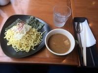 「つけ麺珈琲セット1180円」@四八珈琲の写真