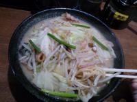 「本格 長崎ちゃんぽん」@つけ麺専門店 風雲堂の写真