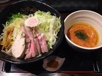 「限定 ハル色ベジつけ」@麺や 蒼 AOIの写真