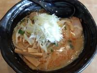 「ラーメン大盛800円」@麺や 蒼 AOIの写真