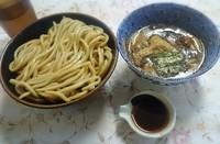 「海老つけ麺 850円」@次念序の写真