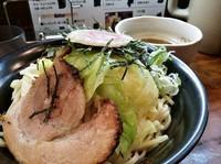 「つけ麺野菜¥830+大¥0+生卵¥0」@ラーメンオールスターズ 安長店の写真