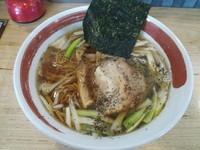 「王様中華そば」@麺屋 蕪村 篠ノ井店の写真