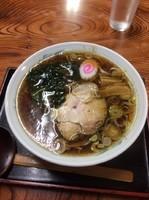 「ラーメン550円」@長寿庵の写真
