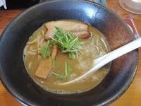 「濃厚煮干し麺」@麺屋 なか巌 国母店の写真