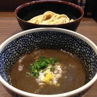 「極濃煮干しつけ麺(¥500)※」@煮干しつけ麺 宮元の写真