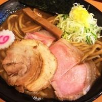 「中華そば(小)」@中華蕎麦 とみ田の写真