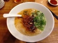 「からか麺 超特辛」@博多一風堂 千葉中央店の写真