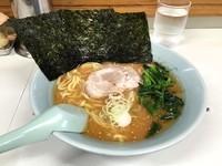 「味噌(並)・麺カタメ」@ラーメン屋 けんの写真