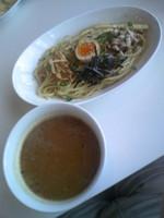 「つけ麺750円」@麺屋 狼煙の写真