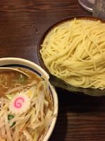 「野菜つけ麺」@大勝軒 十五夜 新宿御苑店の写真