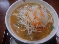 「坦々麺」@らーめん 寿限無の写真