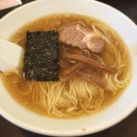 「ラーメン」@中華料理 熊の写真
