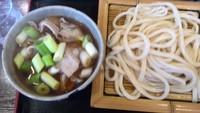 「肉汁うどん・並(680円)」@藤店うどん 大宮店の写真