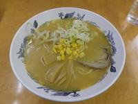 「味噌ラーメン」@たかべん 0番線ホーム店の写真