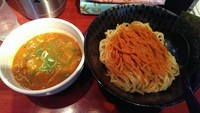 「麻辣つけ麺、大盛り」@小杉らぁめん 夢番地の写真